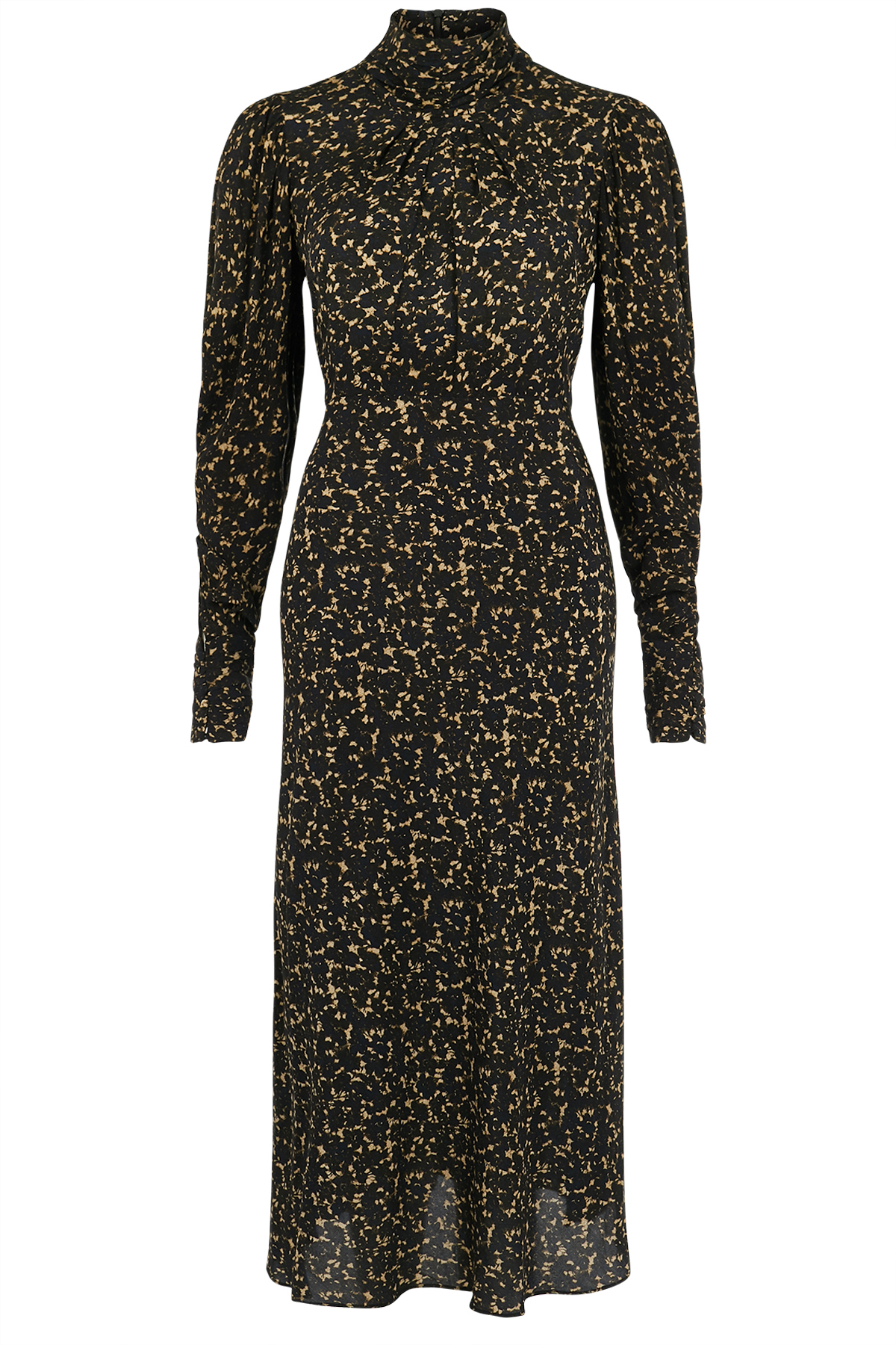Sale: Midi-Kleid Emilie aus Viskose von BA&SH bei ...