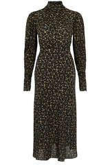Midi-Kleid Emilie aus Viskose - BA&SH