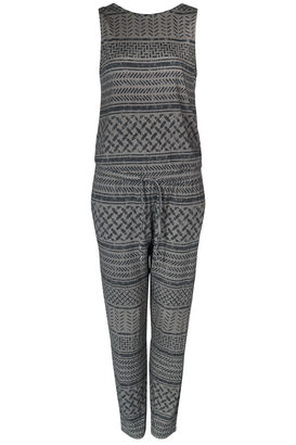 Jumpsuit aus Viskose-Stretch
