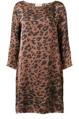 Kleid aus Viskose  - JUVIA