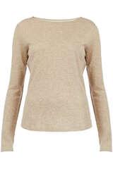 Langarmshirt mit Baumwolle und Cashmere - JUVIA