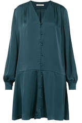 Hemdkleid mit V-Ausschnitt - SAMSOE SAMSOE