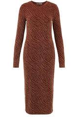 Kleid Jenara mit Lurexmuster - SAMSOE SAMSOE