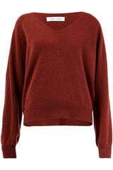 Pullover Frances mit V-Ausschnitt - SAMSOE SAMSOE