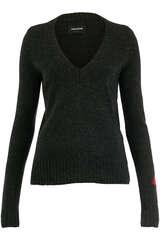 Cashmere-Pullover Sourza mit V-Ausschnitt - ZADIG & VOLTAIRE