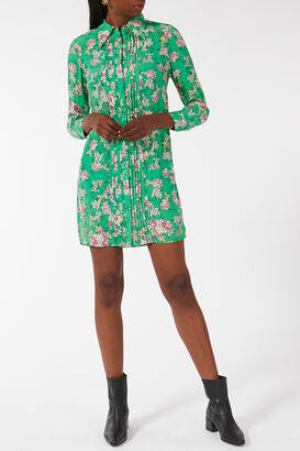 Mini-Kleid Rougi Print Rose