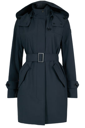 Trenchcoat Fayette aus Twill