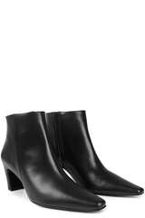 Stiefeletten Xenia Leather Black - FLATTERED