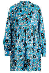Mini-Kleid Jasmine mit Ballonärmeln - STINE GOYA