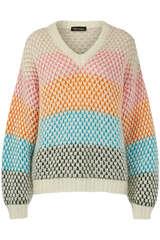 Pullover Jodi mit Blockstreifen - STINE GOYA