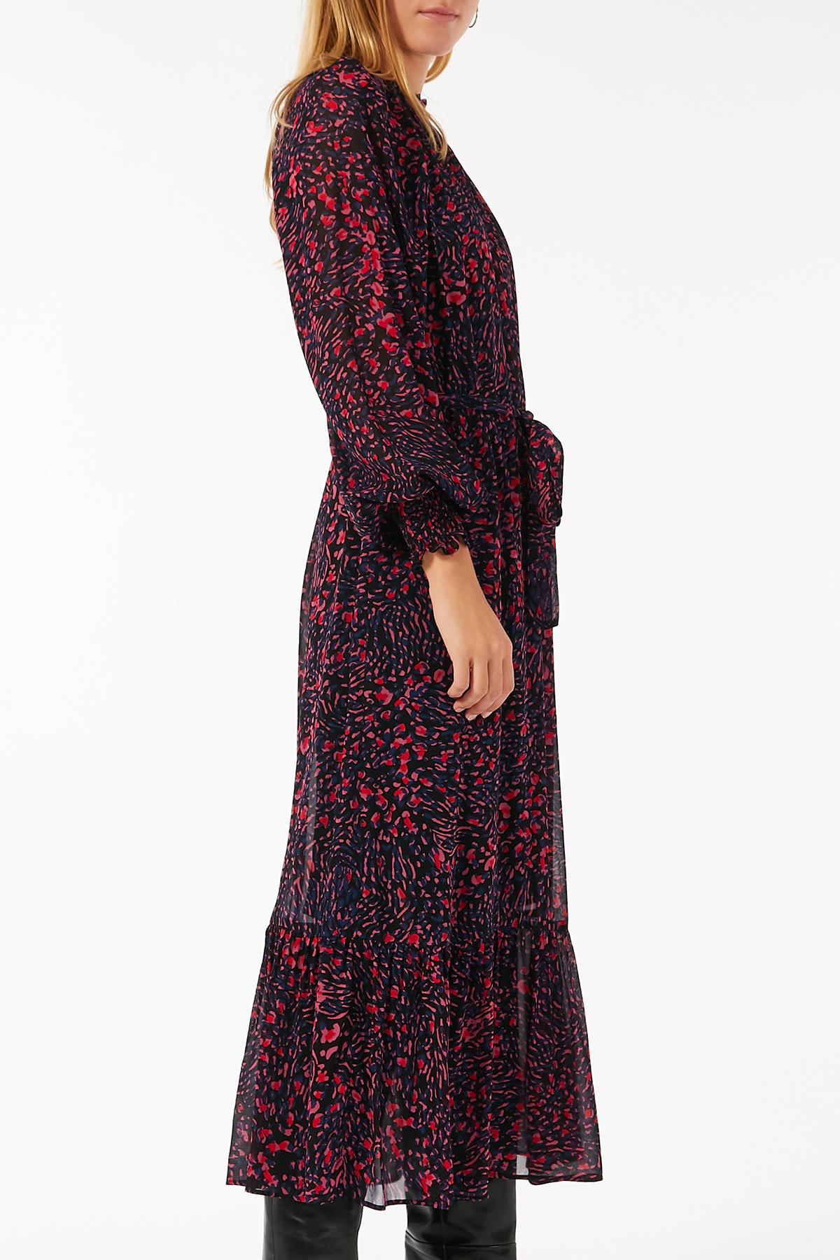Midi-Kleid aus Viskose | SET | myCLASSICO.com