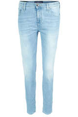 Jeans Kimberly Crop Mittelblau - JACOB COHEN