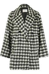 Jacke Luxury Check aus Alpaka und Schurwolle - DOROTHEE SCHUMACHER