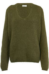 Grobstrickpullover mit Alpaka - CLOSED