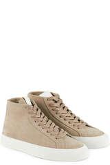 Sneakers aus Veloursleder - CLOSED
