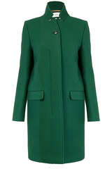 Mantel Pure Pori aus Schurwolle und Cashmere - CLOSED