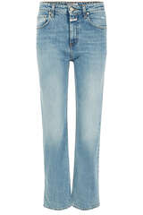 Flared Jeans Baylin Organic Blue Denim