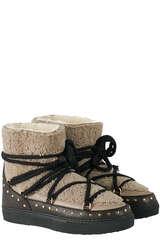 Boots Curly Rock mit Lammfell - INUIKII