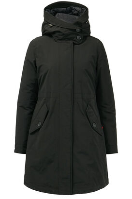 Daunenparka Eco Long Military