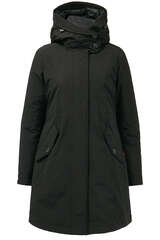 Daunenparka Eco Long Military  - WOOLRICH