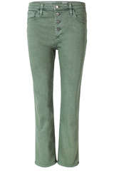 Cropped Jeans The Isabelle Button-Up - AG JEANS