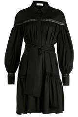 Kleid mit Spitzen-Details - DEVOTION