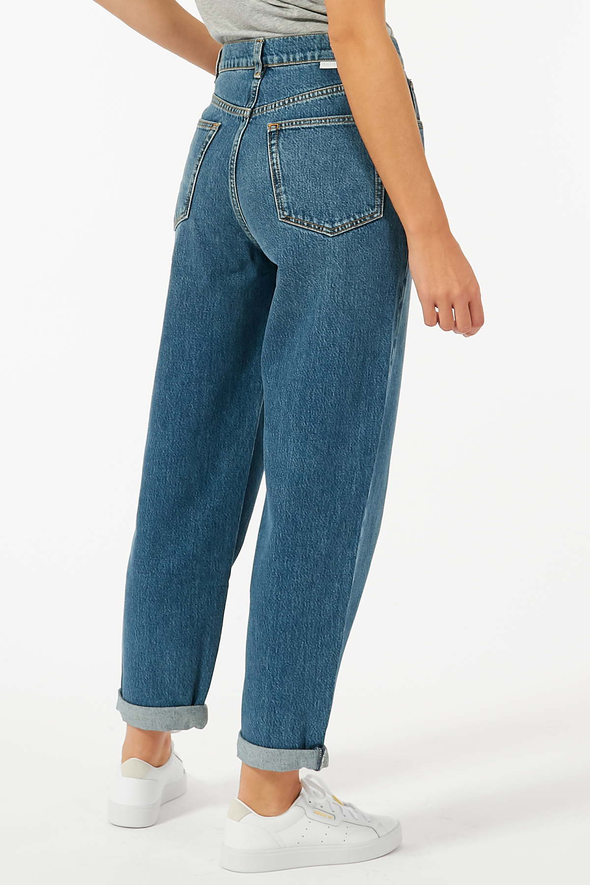 High-Waist Jeans The Toby Krush Groove