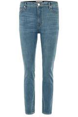 High-Waist Jeans Bowie HW Cropped Los Felix Worn - TOMORROW