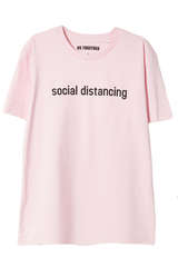 T-Shirt Social Distancing - US TOGETHER by myCLASSICO.com