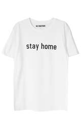T-Shirt Stay Home - US TOGETHER by myCLASSICO.com