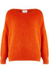 Pullover mit Alpaka und Merinowolle - BLOOM