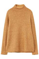 Pullover mit Alpaka und Merino - BLOOM