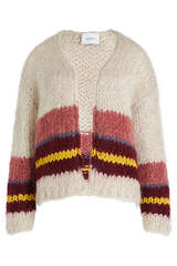 Cardigan mit Mohair - BLOOM