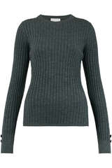 Pullover aus Merinowolle - BLOOM