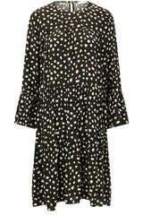 Kleid aus Viskose - BLOOM