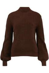 Pullover mit Wolle und Cashmere - BLOOM