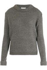 Pullover mit Superkid Mohair  - BLOOM