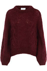 Pullover mit Mohair - BLOOM