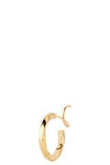 Vergoldeter Ohrring Marcelle Twirl - MARIA BLACK