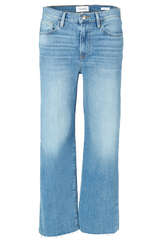 High-Rise-Jeans Le California Raw Edge - FRAME