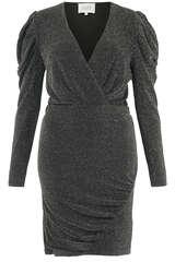 Mini-Kleid Crawford mit Lurex - SECOND FEMALE