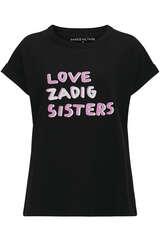 T-Shirt Anya aus Baumwolle  - ZADIG & VOLTAIRE
