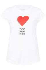 T-Shirt Skinny JTM - ZADIG & VOLTAIRE
