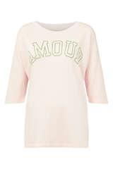 Sweatshirt Portland Amour Foil - ZADIG & VOLTAIRE