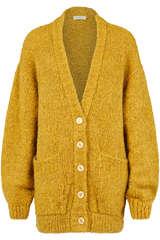 Cardigan mit Baumwolle - AMERICAN VINTAGE