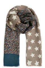 Schal aus Wolle  - MEL & DAVIS NY