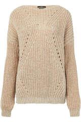Pullover mit Ajour-Details - SET