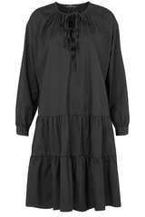Kleid aus Baumwoll-Popeline - SET