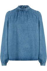 Bluse aus Lyocell - SET