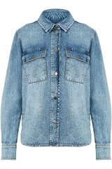 Jeansjacke aus Baumwolle  - SET